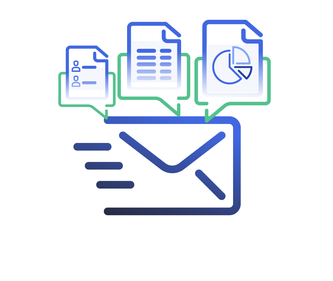 Schedule Reports to Email